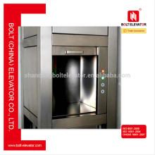 China Electric Dumbwaiter Aufzug Lebensmittel
