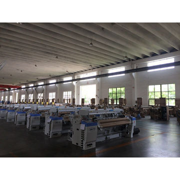 4 Nozzle High Speed Air Jet Loom