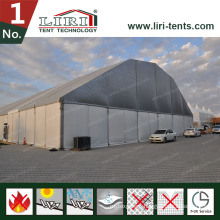 30m Clear Span Polygon Tent Sport Hall for Tennis Court