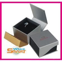 Caixa de presente decorativa Premier embalagem excepcional vestuário