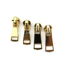 7 Inch Zipper with Brass Slider #3
