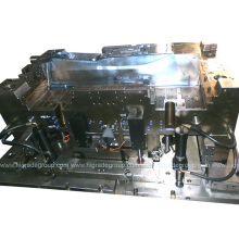 Console Injection Mould/Plastic Mould/Auto Plastic Mould