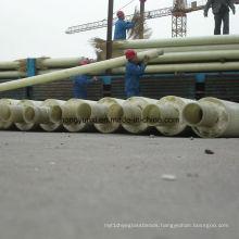 Fiberglass Thermal Saving Pipe or Tube