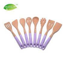 Premium Wooden Cooking Utensil Set