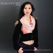 Модные женские шарфы 100% кашемира в 2015 году