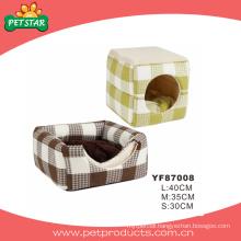 Small Cheap Dog Beds Manufacturer (YF87008)
