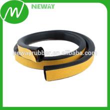 Fábrica personaliza preços acessíveis Junta de vedação de borracha com fita adesiva