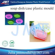 molde plástico del jabón plato con el fabricante de acero de p20