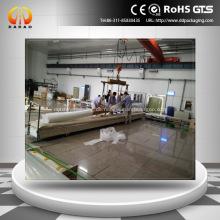 6 Meter hohe transparente reflektierende Folie für die Projektion