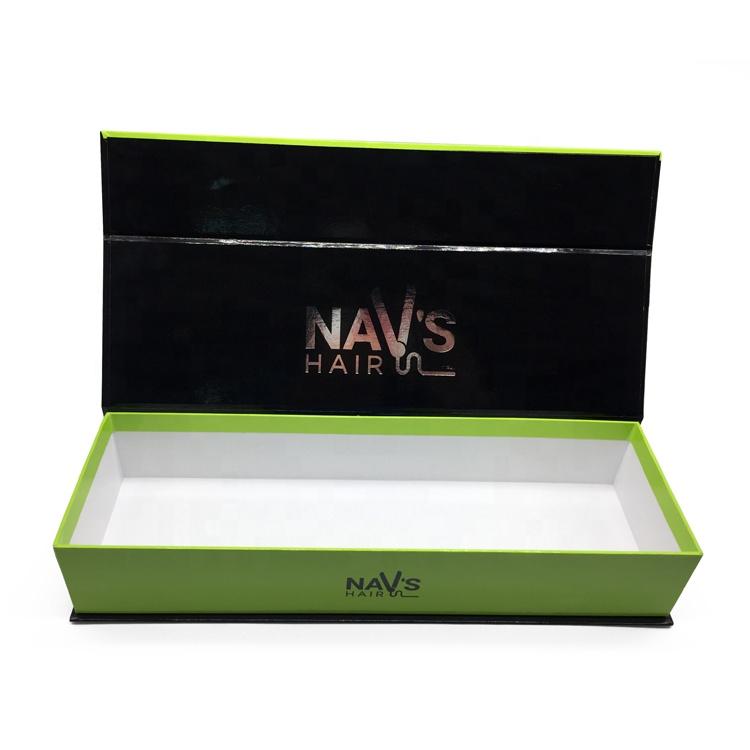 Luxury Rigid Paperboard Hair Straighteners Gift Box