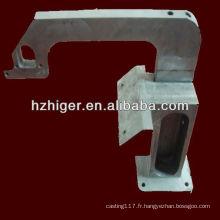 pièces de machines de moulage de sable / pièce en acier de moulage de sable / moulage de précision