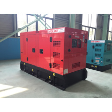 Китай дизельный генератор 16 кВт/20 ква комплект /gensets с Звукоизоляционная сень