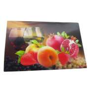 3D Hotel Table Mat Printing