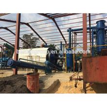 Отходов резины пиролиза сажи и мазута завод 10 т/д пиролиза система для преобразования пластика в нефть
