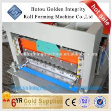 Estructura de acero Rollo de metal que forma la máquina