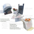 HDPE transparent freezer bag on roll for packing fruit, LDPE BAGS, HDPE BAGS, PE BAGS, MDPE BAGS, POLY BAGS, POLYTHENE BAGS, PAC