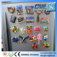 a Large Number of Fridge Magnet Inventory