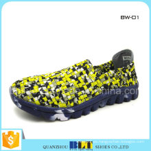 Cheap Womens Colorful Woven Shoes