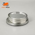 Componentes do anel / fundo para lata de tinta de 0,5 litro