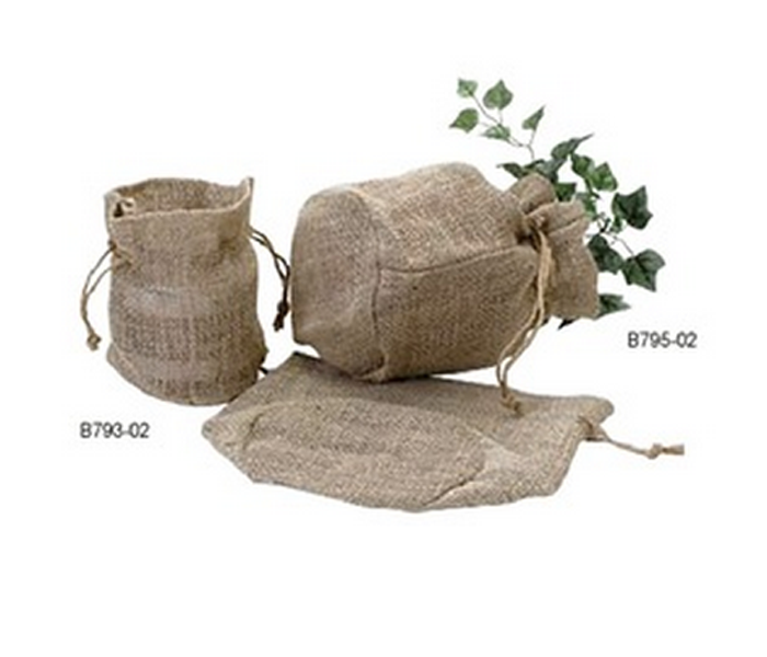 nature soap linen tote bag