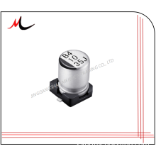 SMD electronic components 220uf 10v aluminum capacitors