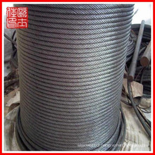 Wholesale galvanized steel wire rope(manufacture)