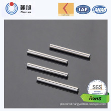 China Supplier ISO 9001 Certified Custom Made Precision Carbon Stee Rod