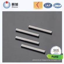China Fornecedor ISO 9001 de Precisão Feita Sob Encomenda De Carbono Stee Rod