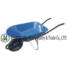 Roda de carrinho de mão wb7200 roda de roda pu