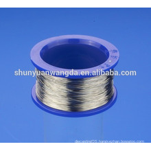 99.9%Pt high pure platinum wire