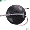 Direccionable arduino digital 60 leds / m apa102CIC doble rgb difusa digital pixel led luz de tira flexible 5050smd