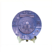 Art use good quality commemorative plate tourist souvenir gift