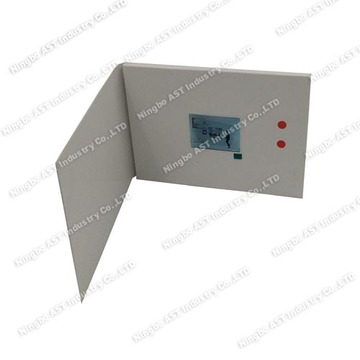 2.4inch Video Booklet, Video Player Cards, Video Advertising Player