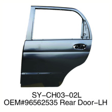 Chevrolet Spark Rear Door