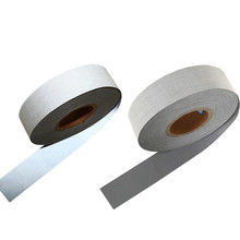 Silver Reflective Tape Cloth Factory Direct