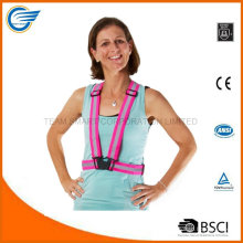 Adjustable High Visibility Reflective Belt for Runing Cycling Walking