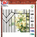 Pergola Center Front Glass Door