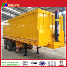 Hydraulic Rear Dumper for Semi Trailer
