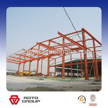 diseño de edificio de escuela de estructura de acero de fábrica / diseño de estructura de acero