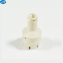 Custom cnc turning milling machining precision medical device PPSU CNC plastic sleeve parts