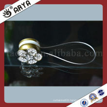 Magnetic Curtain Clips With Flower Shape For Curtain Buckle, Hook