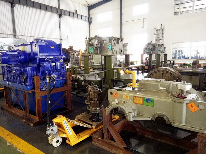 Technical Service for Power Plants