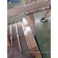 Paper Fiber Pulp Screening Equipment In-Flow Pressure Screen SS Basket