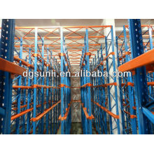 FIFO Radio Shuttle automatic racking and shelving system