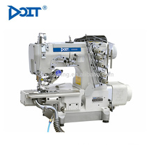 DT600-35BB/EUT/DD Direct drive left-side cutter electric auto trimmer high speed cylinder bed interlock sewing machine