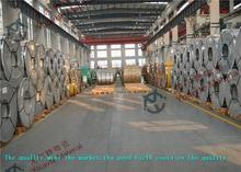 No.4 No.1 No.6 NO.8 Cold Rolled Stainless Steel Coils / AST