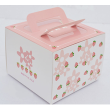 Eco-Friendly Colorful Design Food Grade Cardboard Gift Box