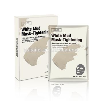 Melhor preço de máscara de argila de caulim com preço baixo