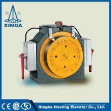 Elevador del motor sin engranajes retráctil de la tracción