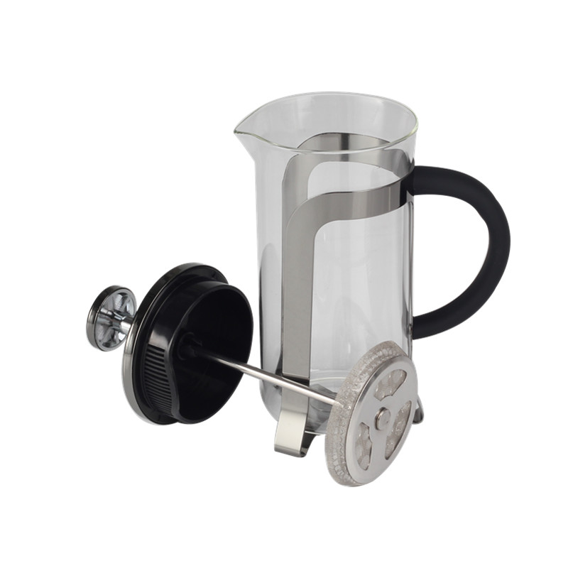 Professional Filter Glass Coffee French Press Coffee Maker